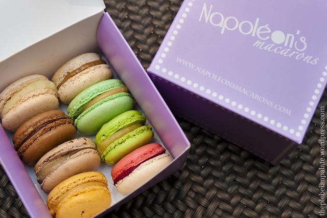 Napoléon's Macarons