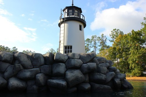 Jaws lighthouse