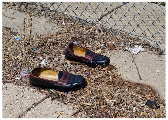 Barefoot and Raptured