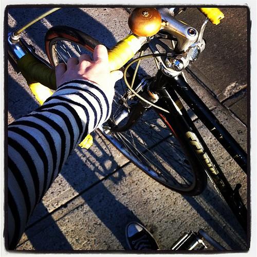 January bike ride