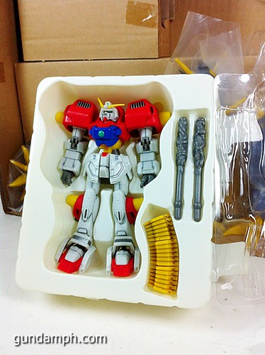 MSIA Devil Gundam First Form Unboxing Review Huge (20)