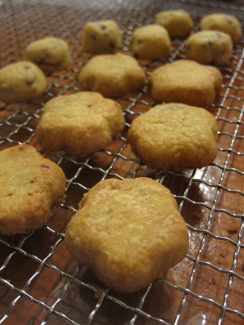 Floss cookie