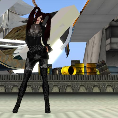 Goth - Bladerunner 1