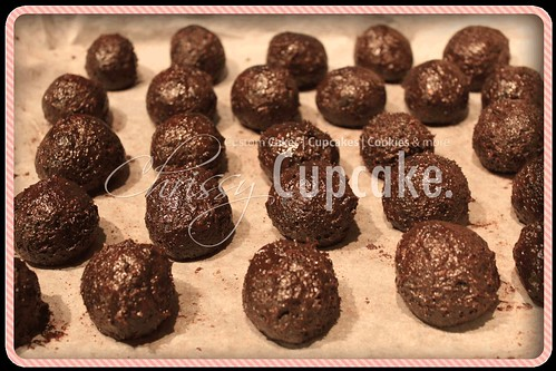 Oreo Cookie Cakeballs