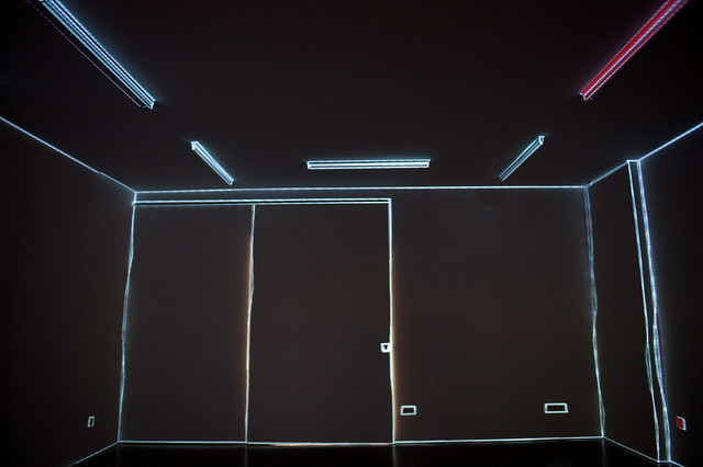 mayer+empl . BoT . interactive video mapping installation . munich . 2011