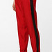 red tux pants womens