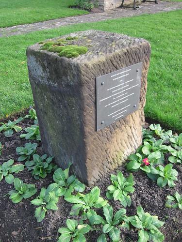 Marton War Memorial Garden