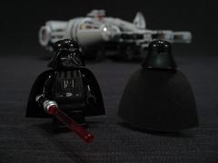 7965 Millennium Falcon Review: Vader 2