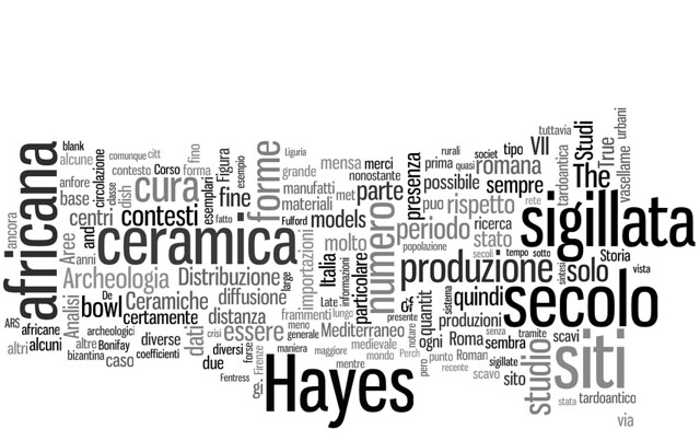 Word cloud from my dissertation