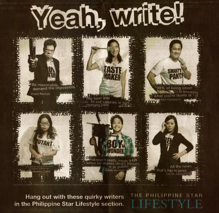 Philippine Star writers