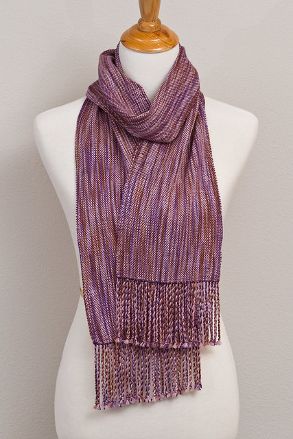 Thing a Week #40: Another Woven Scarf