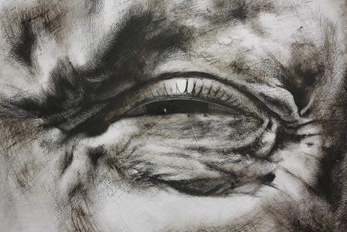Self-Portrait No. 49 (Detail)