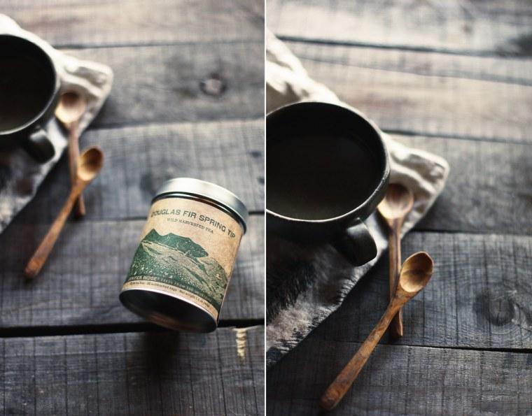 douglas fir needle tea