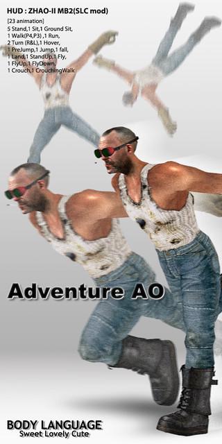 Adventure AO set