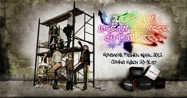 Menswear Fashion Week 2012