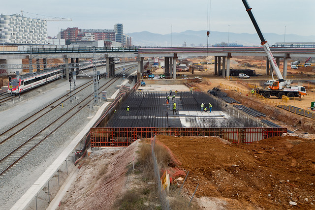 Pont del Treball - Norte - 27-01-12