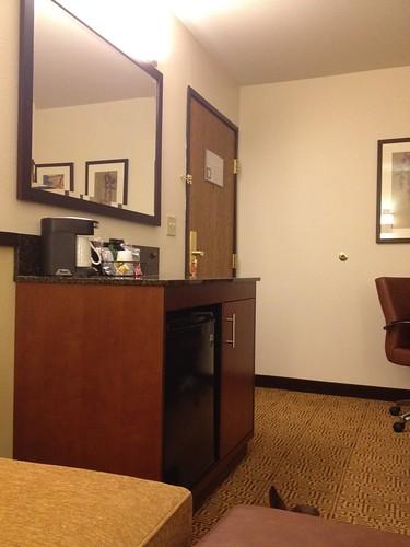 Hyatt Place hotel room