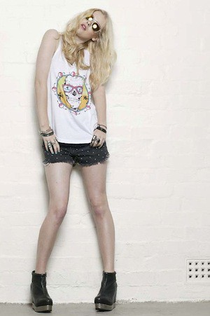 Spring:Summer 2010:11 Collection - Promotional Photo (17)