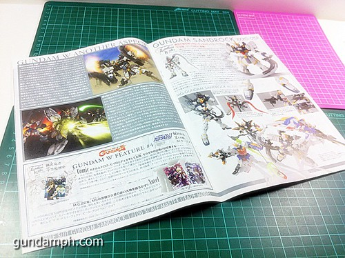 MG 1 100 Sandrock EW Out Of The Box Build Review (9)