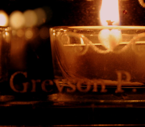Candle for Greyson P.