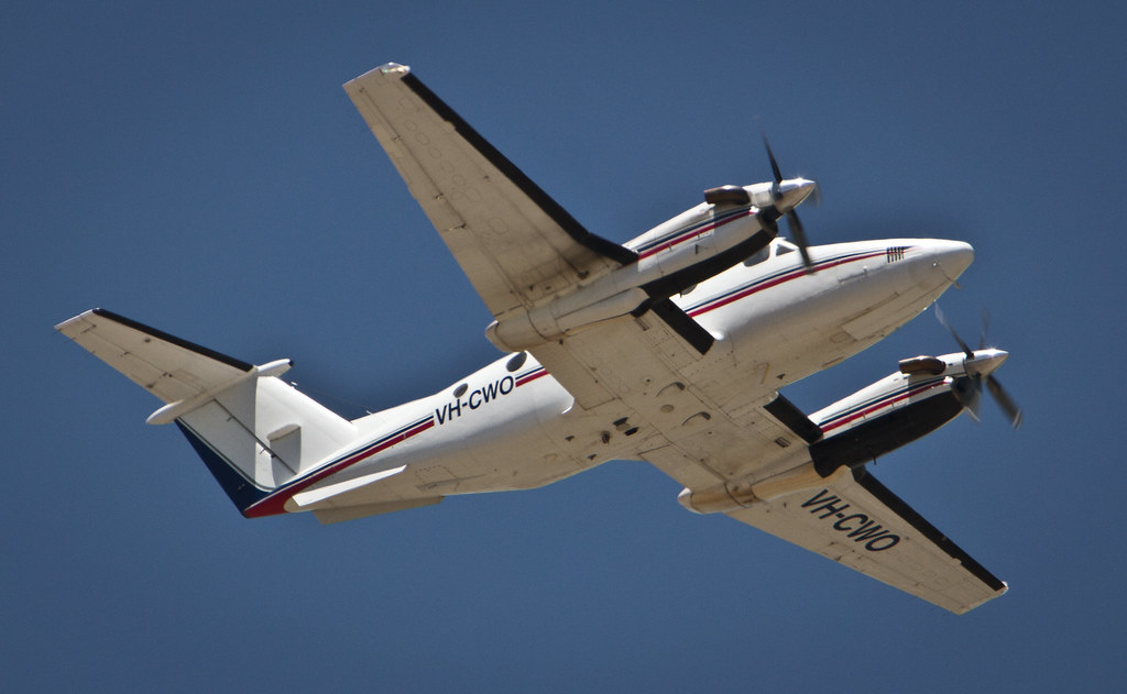 Royal Flying Doctor Service King Air 200