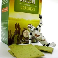 Soylent Green Crackers: A Review