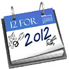 12 for 2012 icon