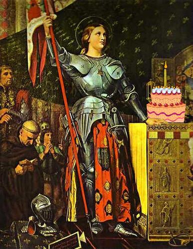 Happy Birthday Joan!
