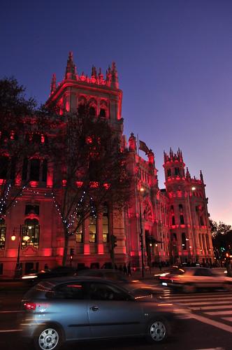 Cerca de Plaza Cibeles, Madrid