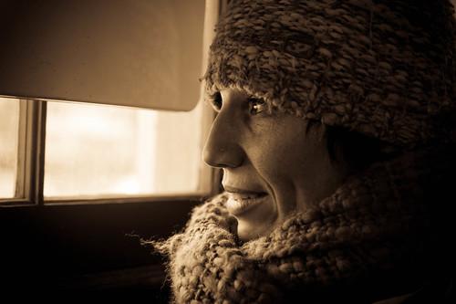 Window Light by Terry Schmidbauer
