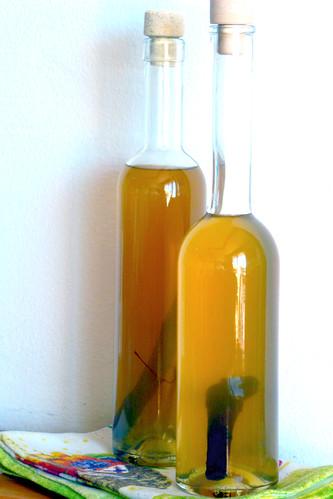 Liquorice Grappa & Liquorice Liqueur