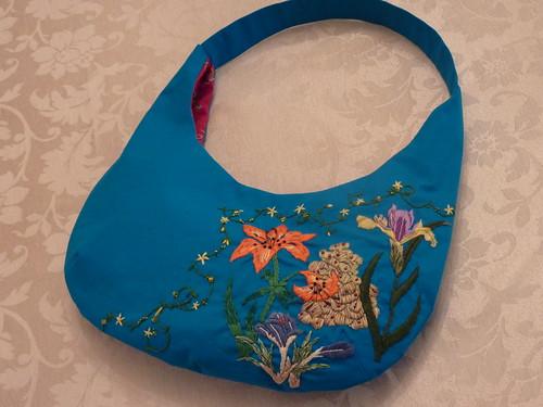 'Kristel's Garden' bag