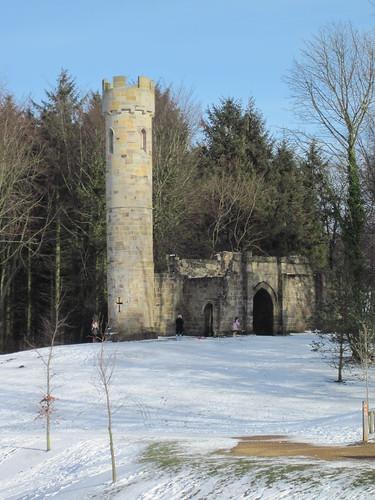Hardwick Park - Gothic Ruin
