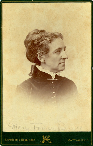 Mary (Forrer) Peirce, undated