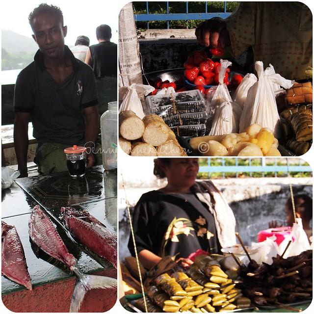 Banda Wet Market