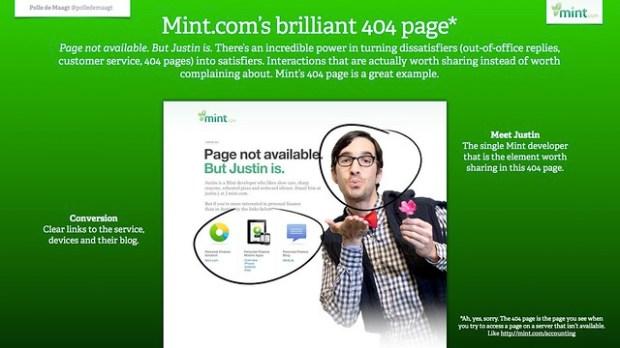 Mint.com's brilliant 404 page