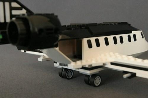 8638 Spy Jet Escape Siddeley 7