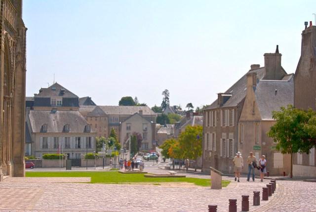 Vista de Bayeux