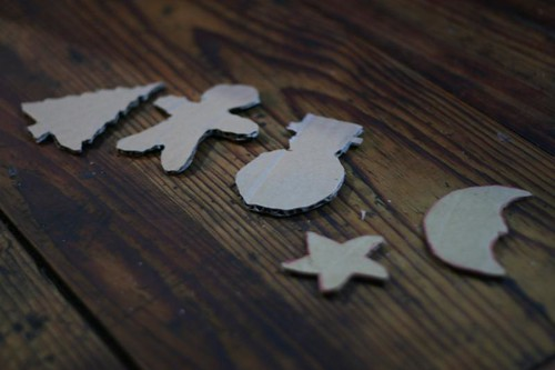 gingerbread cookie stencils