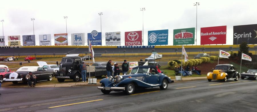 thompson motor speedway swap meet 2012 chevy