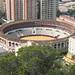 Bull Fighting Arena - Malaga, Spain