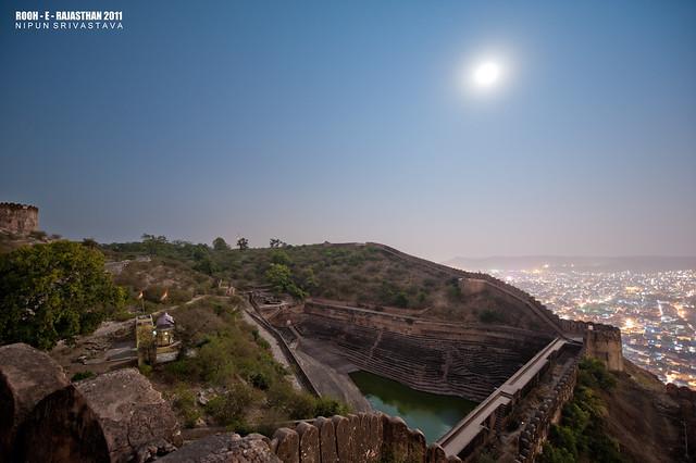 Atop Nahargarh.