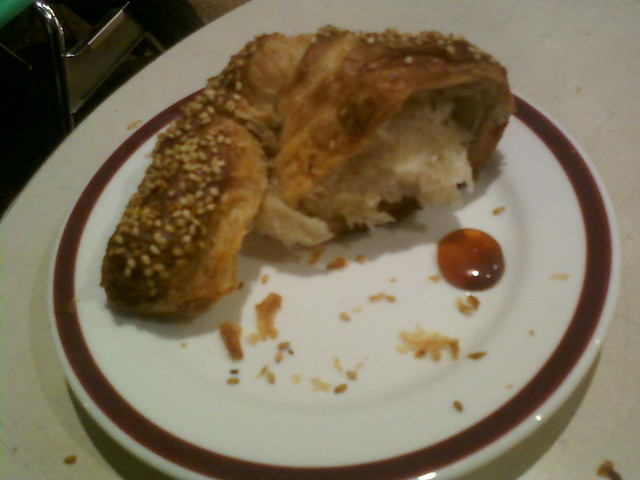 city bakery pretzel croissant