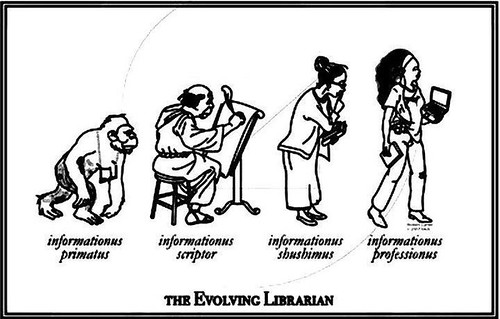 The Evolving Librarian