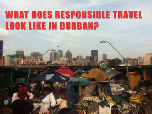 What does responsible travel look like in Durban?