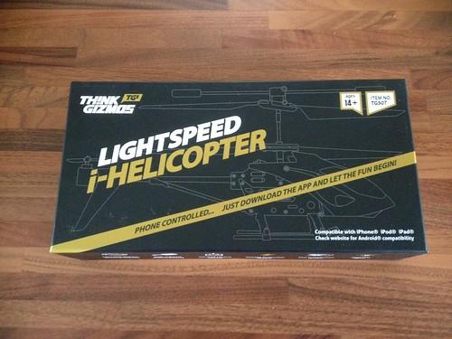 Lightspeed i-Helicopter