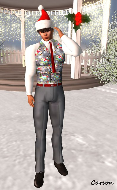 G&T CReations xmas special men outfit 2011