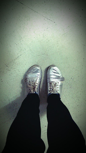 silvershoes