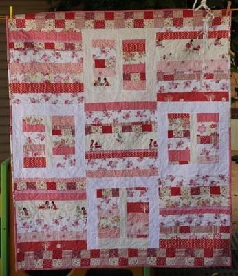 Abbie's quilt front