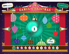 Twitter Advent Calendar: Day 19, Education Games